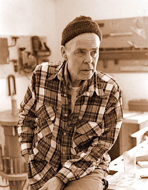 Melvin Lindquist Woodturning Pioneer